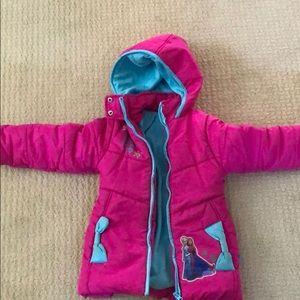 Disney Frozen Coat